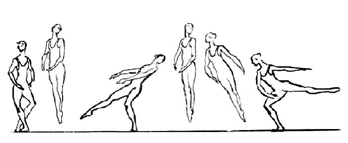 Ballott�. Illustrated ballet dictionary