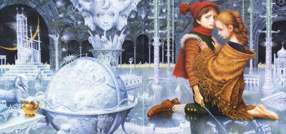 кай из сказки снежная королева фото