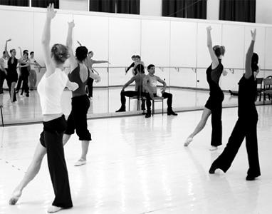 Indifferent Dance Centre Flight Pursuit