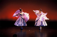 New York Baroque Dance Company. Courtesy of Indiana University